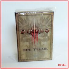 Brand New Sealed Diablo 3 Mini Tyrael Blizzard Employee Sculpture Blizzcon 2011