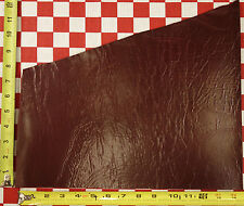 "AUTHENTIC HORWEEN LOLIPOP RED CAVALIER LEATHER CUT 5oz 14.5""x12"" NAT. QLTY"