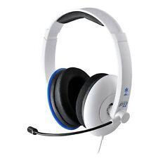 Turtle Beach Ear Force P11 Gaming Headset weiß [PS3], Neu  X5/A36