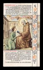 "santino-holy card""S.ROSA DA VITERBO"
