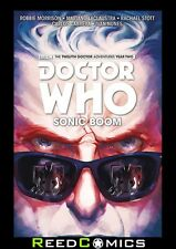 DOCTOR WHO 12th DOCTOR VOLUME 6 SONIC BOOM HARDCOVER New Hardback