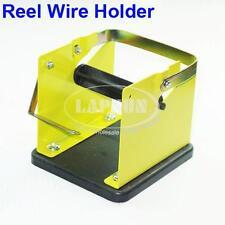 Soldering Solder Wire Tin Lead Reel Dispenser Stand Holder Roller Spool Feeder