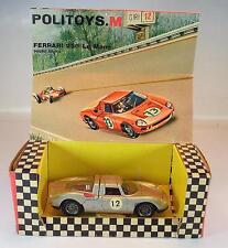 Politoys M 1/43 Nr.525 Ferrari 250 Le Mans Pininfarina i Präsentations Box #5362