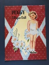 Peggy A Paper Doll 1951