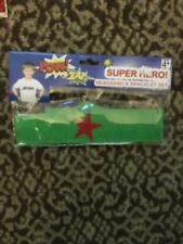 Superhero Headband & Bracelet Set