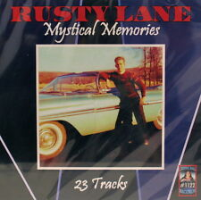 RUSTY LANE 'Mystical Memories' - 23 Tracks on CBR #1122