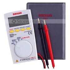 New SANWA PM3 Portable Mini Pocket Multimeter Digital Multimeter (Thin)
