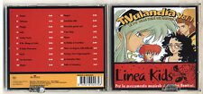 Cd Linea Kids TIVULANDIA Vol. 1 – OTTIMO 2000 Volume 1 Yattaman Sasuke Sampei