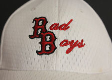 Bad Boys Cap White Hat Trucker Biker Hipster Hip Hop Punk Richardson System RARE