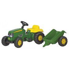 Rolly Toys rollyKid John Deere Traktor mit Anhänger (012190)