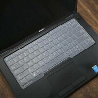 Silicone Keyboard Skin Protector for Dell Latitude E5480 E5490 14in Laptop