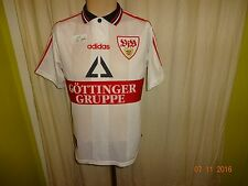 "VFB Stoccarda Adidas DFB Cup Vincitore MAGLIA 1997 ""Göttinger gruppo"" MIS. 176-S"