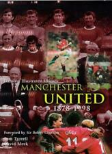 Hamlyn Illustrated History of Manchester United-Tom Tyrell, 9780600595144