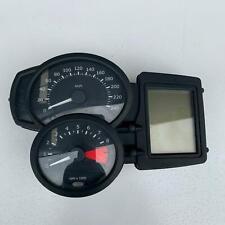 BMW F800 F800ST ST 2011 Dash dials instrument cluster 16990km gauge 62117713996