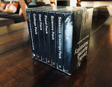 Cards Against Humanity | Hidden Gems Bundle | Includes 7 Expansion Packs, New