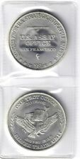 US (2) Two 1 oz .999 SILVER ROUNDS - 1981 Strategic Stockpile Silver