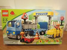 LEGO DUPLO 5652  Road Construction   NEVER OPENED   Factory Sealed