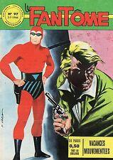 LE FANTOME 97  EDITIONS DES REMPARTS 1966