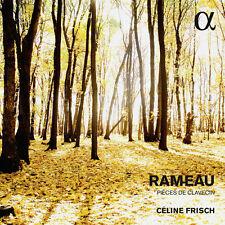 Rameau / Celine Fris - Rameau: Pieces De Clavecin [New CD]
