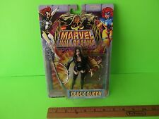 """Marvel Hall of Fame She-Force Black Queen 5""""in Figure w/Psychic Energy Spear"""