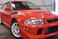 Mitsubishi Evo 6 TME Ralliart FULL DECAL STRIPE KIT as supplied by Mitsubishi