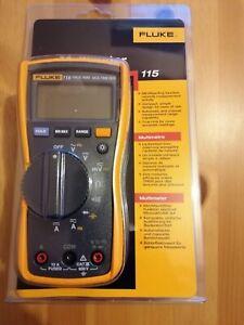Fluke 115 Rms True Multimeter !!!!