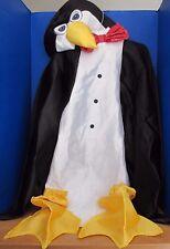 SPIRIT Adult Size PENGUIN HALLOWEEN COSTUME~Bodysuit & Shoe Covers~One Size