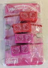 Cool 2005 Hello Kitty NOS Cube Hair Bands Unopened Sanrio Japanese Animation