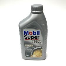 Mobil Super 3000 X1 5W-40 Fully Synthetic Motor Oil 1L Suitable Petrol & Diesel