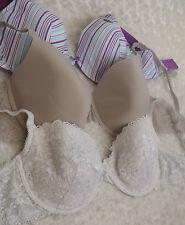 36DD Bra Bundle x3 underwired bras including LA SENZA lingerie (409)