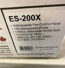 FireLite by Honeywell Es-200X Fire Alarm Control Panel