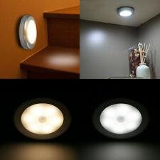 Luces LED bajo gabinete Sensor De Movimiento Lámpara de la sala de armario de cocina de montaje en superficie