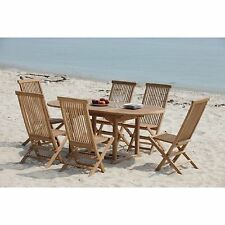 wooden up to 6 seats garden patio furniture sets for sale ebay rh ebay co uk