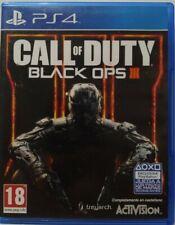 Call Of Duty Black Ops III. Ps4. Fisico. Pal España