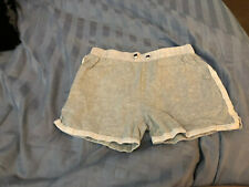 Used Girls Crew Cuts Every Day grey cotton gym shorts