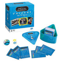 OFFICIAL FRIENDS TV SERIES TRIVIAL PURSUIT QUIZ MEMORY GAME NEW & BOXED