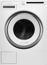 """Asko Classic Series 24"""" White 2.1 cu. ft. Front Load Washer W2084W"""