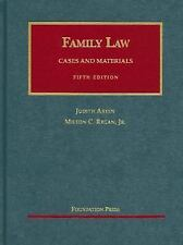 Cases And Materials on Family Law by Judith C. Areen