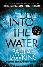 Into The Water The Number One Bestseller by Paula Hawkins 9781784162245