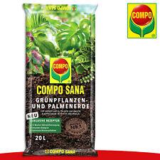 COMPO SANA® 20 l Grünpflanzen- und Palmenerde