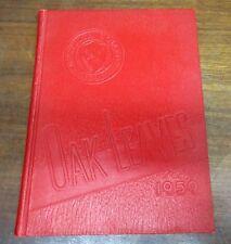1959 Oak Leaves Meredith College Raleigh North Carolina Yearbook