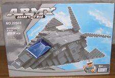 Army Guard Max War F117 Stealth Flugzeug Baukasten NEU OVP NEW