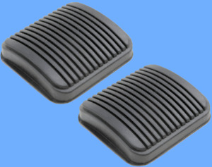 Brake & Clutch Pedal Pad Rubber Cover for DODGE JEEP RAM Replace OEM # 52002750