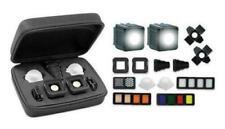 Lume Cube 2.0 Professional Beleuchtungsset 2 Leuchten + ALLE Diffusoren OVP
