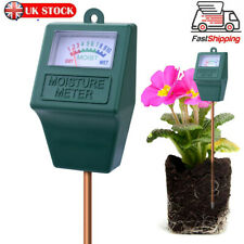 More details for soil tester light soil ph meter water moisture sensor for garden monitor plant