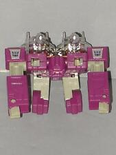 "G1 TRANSFORMER CASSETTE BEASTBOX COMPLETE ""ORIGINAL 1987 RELEASE"" LOT # 1"