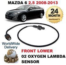 Per MAZDA 6 2.5 SPORT 2008-2013 anteriore inferiore pre CAT 02 Ossigeno Sensore Lambda