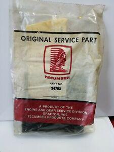Tecumseh Air Filter 34703 - OEM Packaging - NEW - TO5C/Z5A3