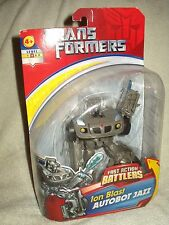 Transformers Action Figure Movie Fast Action Battlers Jazz 6-7 inch