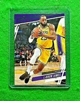 LEBRON JAMES PRESTIGE LOS ANGELES LAKERS 2019-20 CHRONICLES PRESTIGE BASKETBALL